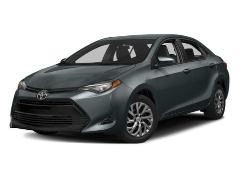 New 2017 Toyota Corolla LE CVT Automatic (Natl)