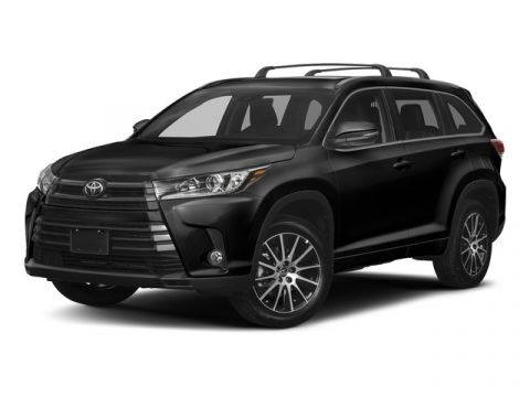 New 2017 Toyota Highlander XLE V6 AWD (Natl)